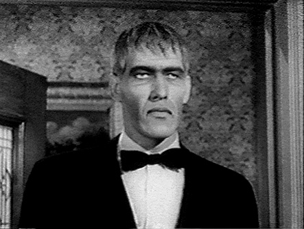 lurch smiling